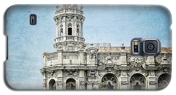 Iger Galaxy S5 Case - great Theatre Of Havana (1838 - by Joel Lopez