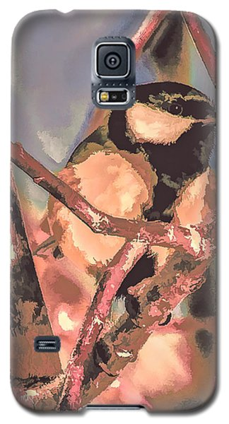 Great Tit  A  Leif Sohlman Galaxy S5 Case