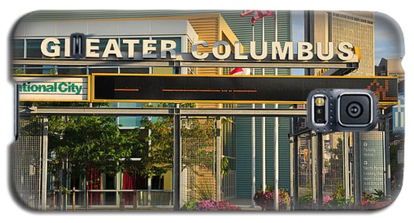 D8l-245 Greater Columbus Convention Center Photo Galaxy S5 Case