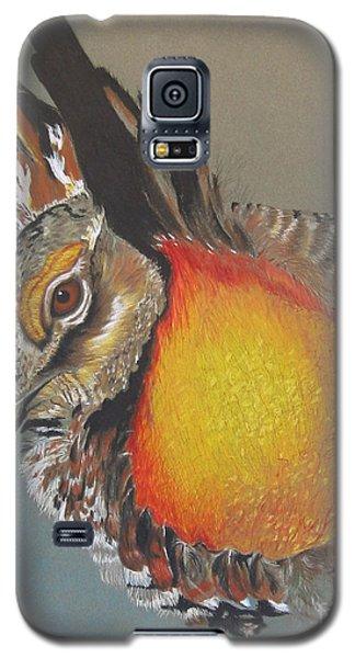 Greater Prarie Chicken Galaxy S5 Case