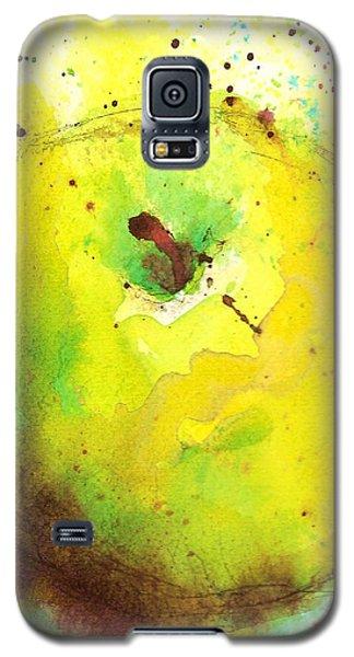 Green Apple Galaxy S5 Case