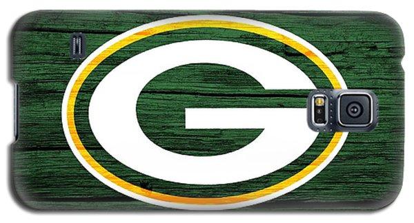 Green Bay Packers Barn Door Galaxy S5 Case