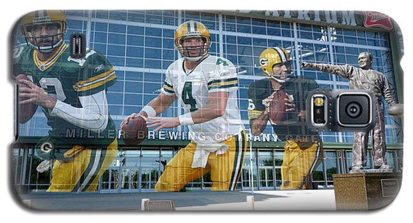 Green Bay Packers Lambeau Field Galaxy S5 Case by Joe Hamilton