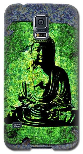 Green Buddha Galaxy S5 Case