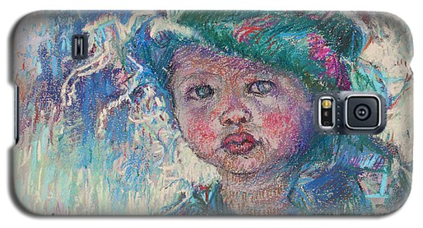 Green Child Galaxy S5 Case