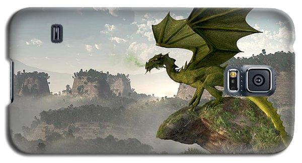 Green Dragon Galaxy S5 Case