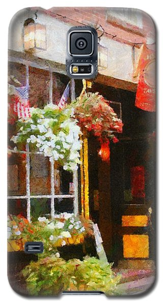 Green Dragon Tavern Galaxy S5 Case