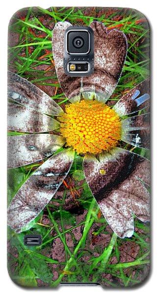 Green Fantasia Galaxy S5 Case by Yury Bashkin