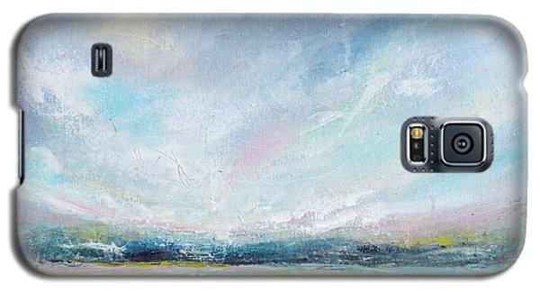 Green Field Galaxy S5 Case