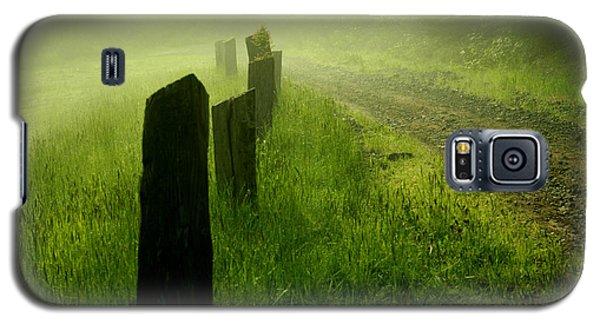 Green Fog Galaxy S5 Case