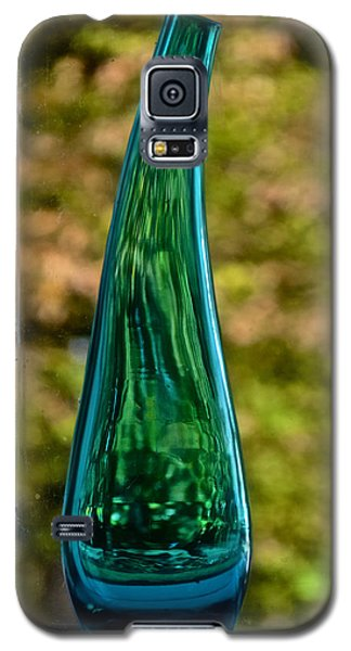 Green Genie Galaxy S5 Case by Odd Jeppesen