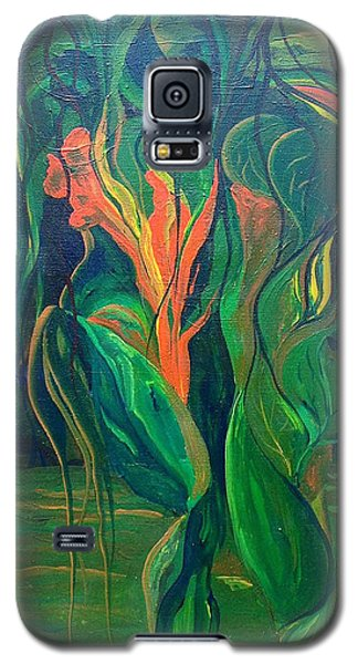 Galaxy S5 Case featuring the painting . by James Lanigan Thompson MFA