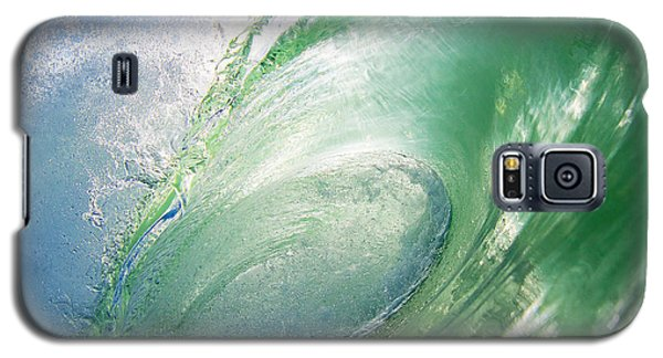 Green Machine Galaxy S5 Case by Paul Topp