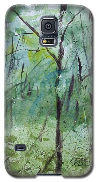 Green Morning 1 Galaxy S5 Case