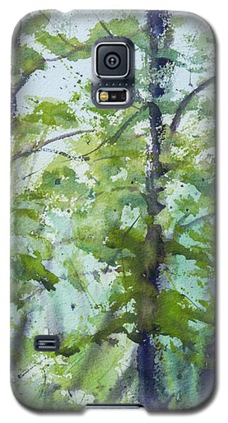 Green Morning 2 Galaxy S5 Case