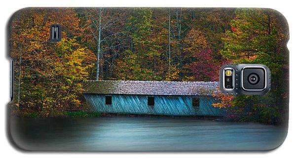 Green Mountain Covered Bridge Huntsville Alabama Galaxy S5 Case