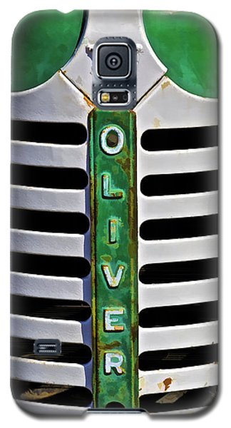 Green Oliver Farm Tractor Galaxy S5 Case