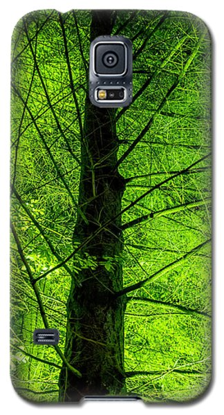 Green On Green Galaxy S5 Case