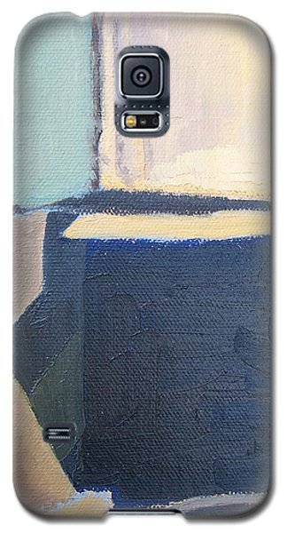Green Panel Galaxy S5 Case
