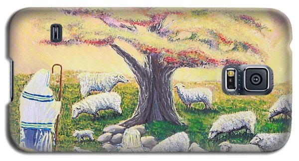 Green Pasture  Galaxy S5 Case