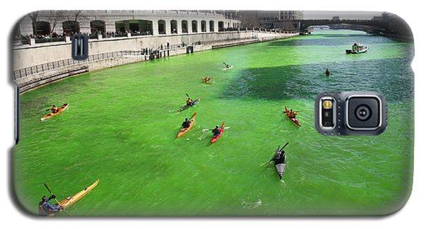 Green River Chicago Galaxy S5 Case
