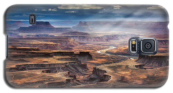Green River Overlook Galaxy S5 Case