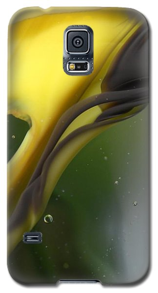 Green Sea Galaxy S5 Case