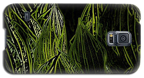 Galaxy S5 Case featuring the photograph Green Spring by Jeanette French