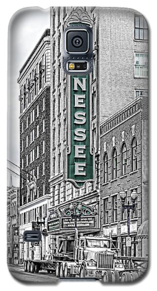 Green Tennessee Theatre Marquee Galaxy S5 Case