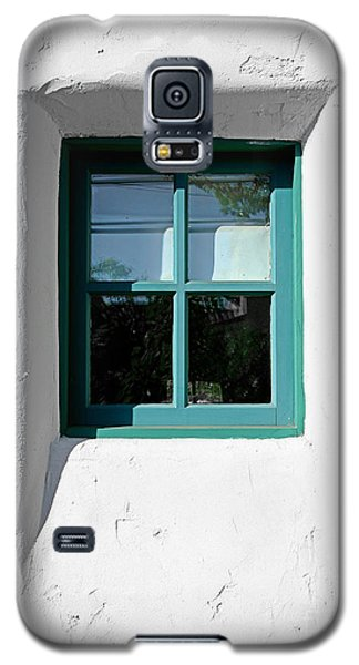 Green Window Galaxy S5 Case
