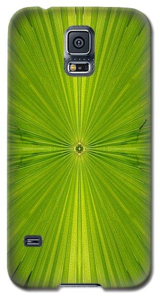 Greenburst Galaxy S5 Case