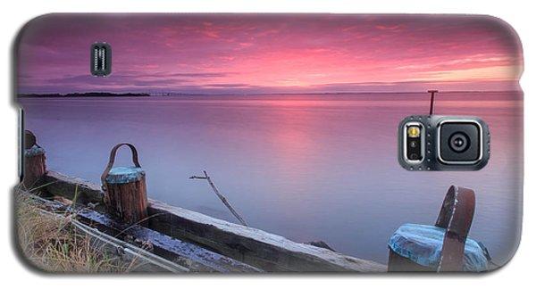 Greenbury Point Sunrise Galaxy S5 Case