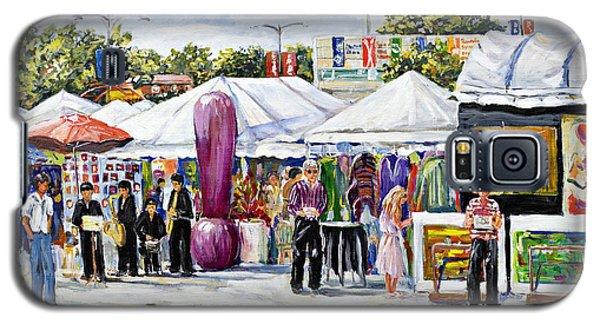 Greenwich Art Fair Galaxy S5 Case