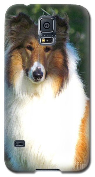Galaxy S5 Case featuring the photograph Greta Grace by Deborah Johnson