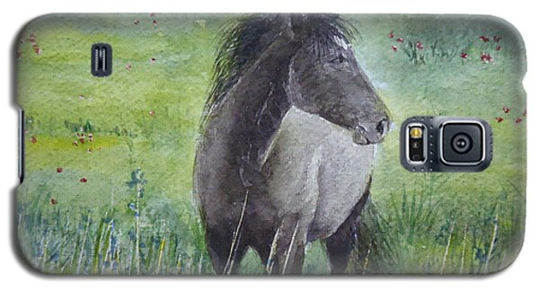 Grey Horse Galaxy S5 Case