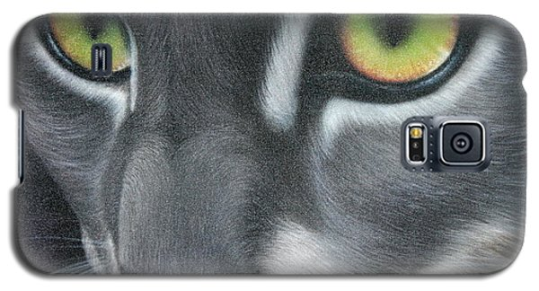 Grey Lady Galaxy S5 Case