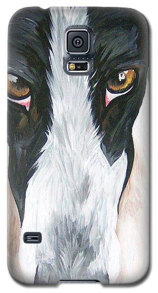 Greyhound Eyes Galaxy S5 Case