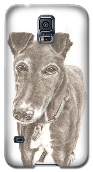 Greyhound Galaxy S5 Case