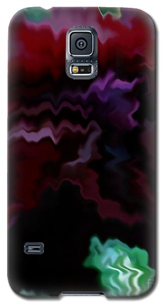 Galaxy S5 Case featuring the mixed media Grief by Patricia Griffin Brett