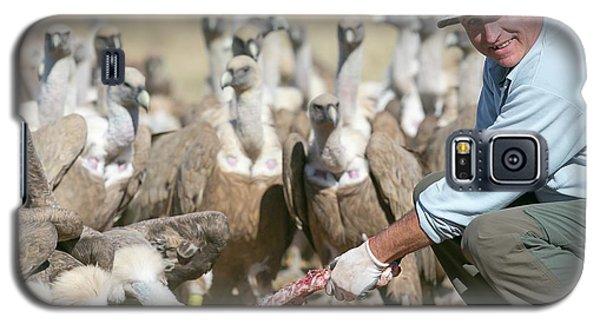 Griffon Vulture Conservation Galaxy S5 Case