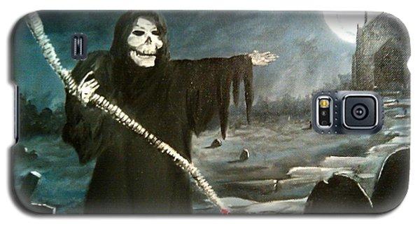 Grim Creeper Galaxy S5 Case by Kevin F Heuman