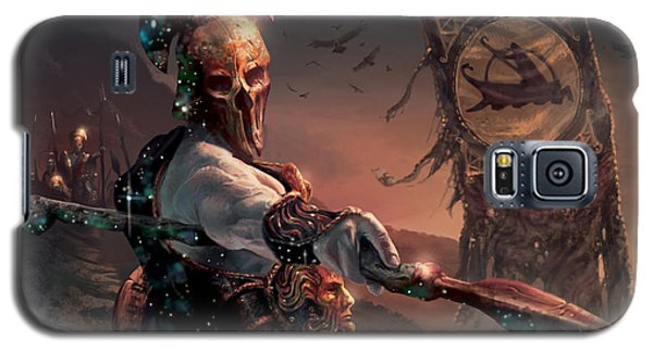 Grim Guardian Galaxy S5 Case