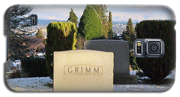 Grimm Galaxy S5 Case