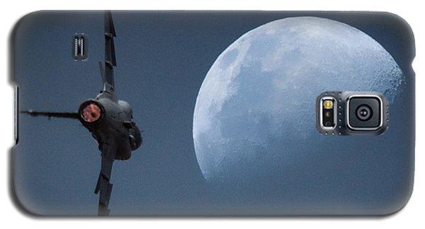 Gripen Moon Galaxy S5 Case
