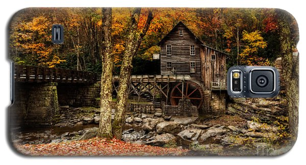 Grist Mill At Babcock Park Pano Galaxy S5 Case