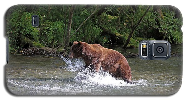 Grizzly Jump Galaxy S5 Case