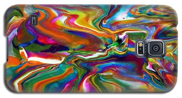 Groovy Galaxy S5 Case
