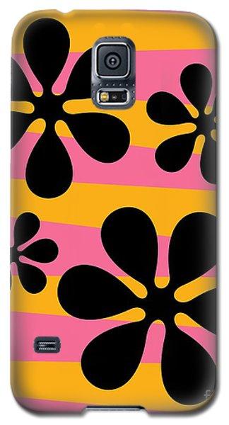 Groovy Flowers I Galaxy S5 Case