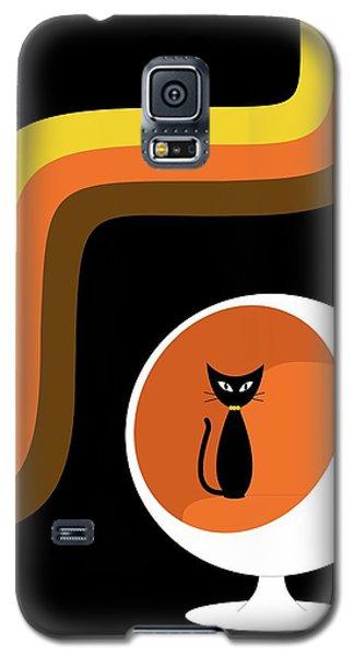 Groovy Stripes I Galaxy S5 Case