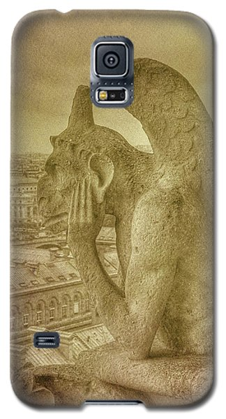 Grotesque From Notre Dame Galaxy S5 Case